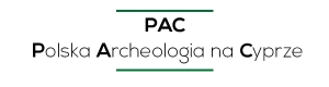 PAC Polska Archeologia na Cyprze Logo